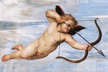Eros, seni sakar tanrı!