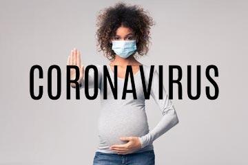 Gebelikte Koronavirüs